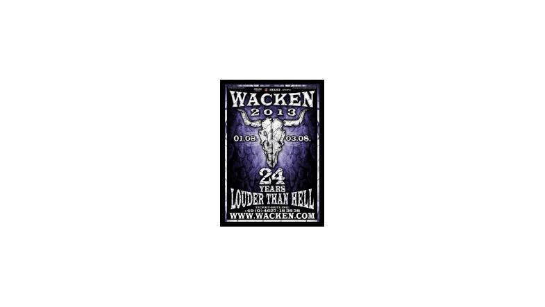 13 nye bands annonceret til Wacken Open Air 2013