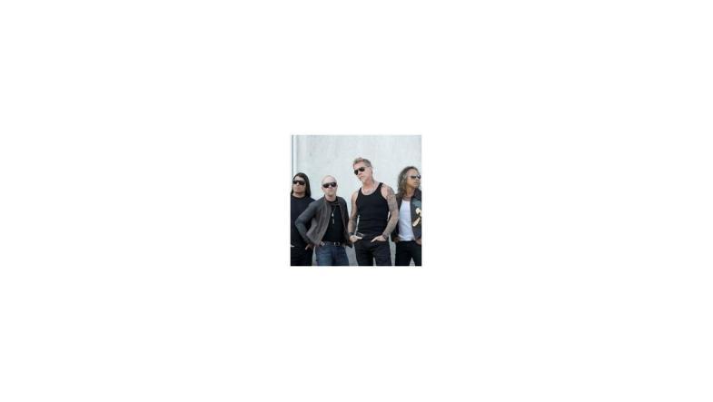 Metallica til Roskilde festival 2013