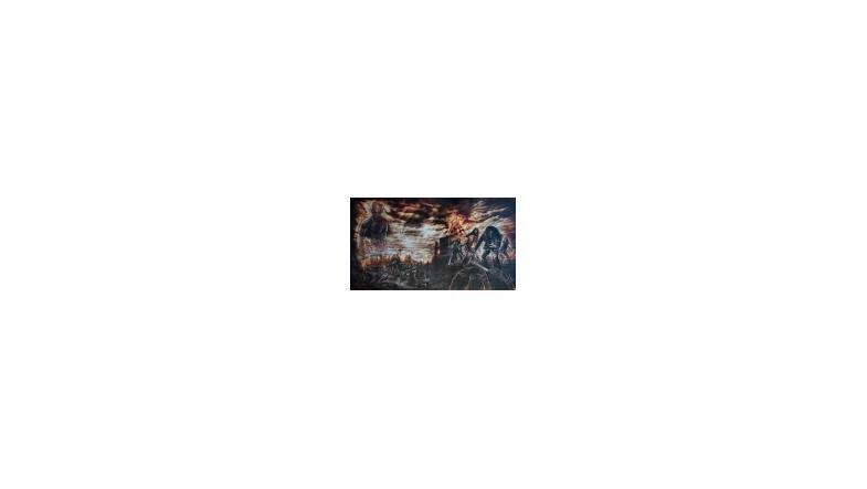 Kreator smider »Dying Alive« cover til auktion på eBay