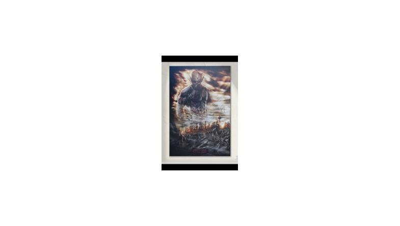 Kreator »Dying Alive« cover på eBay... Hvordan gik så?