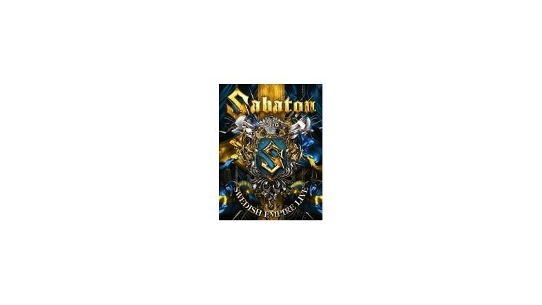 Sabaton udgiver kæmpe kolos af en live CD/DVD