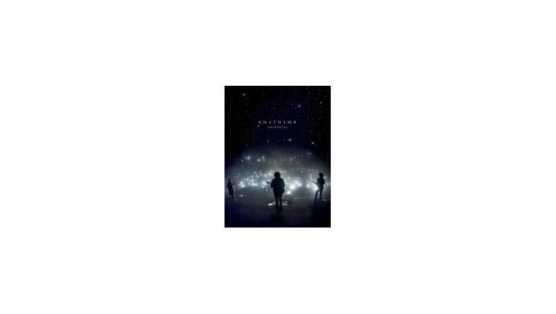 Anathema: Udgiver Universal - Live DVD/album