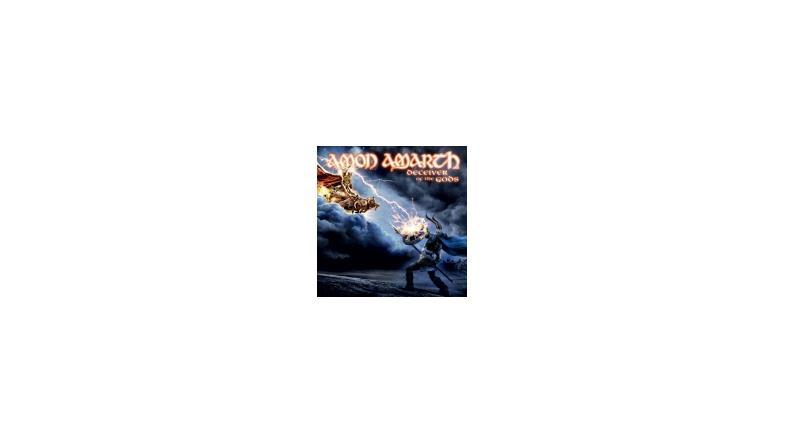 """Amon Amarth: Se lyrikvideoen """"As Loke Falls"""""""