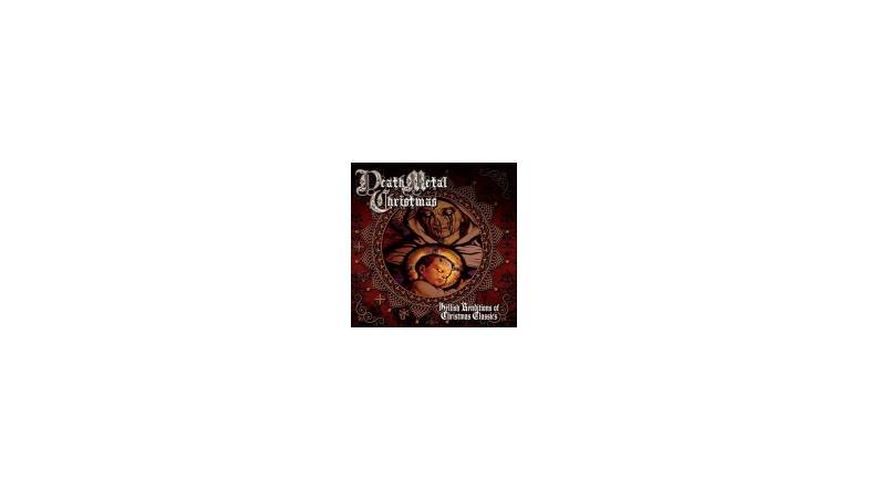 Death Metal Christmas: EP kan nu streames...