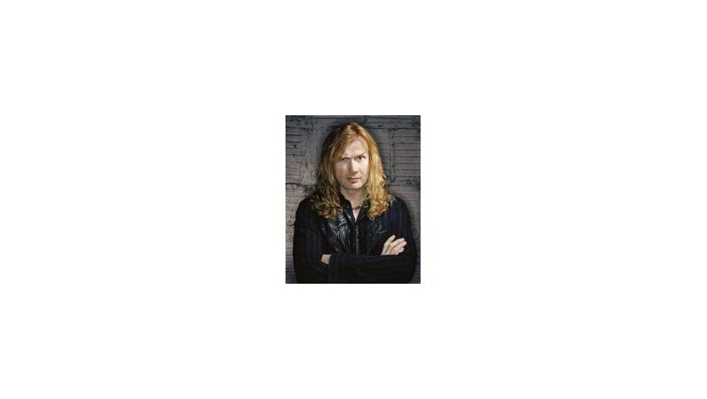 Dave Mustaine: Thankful....