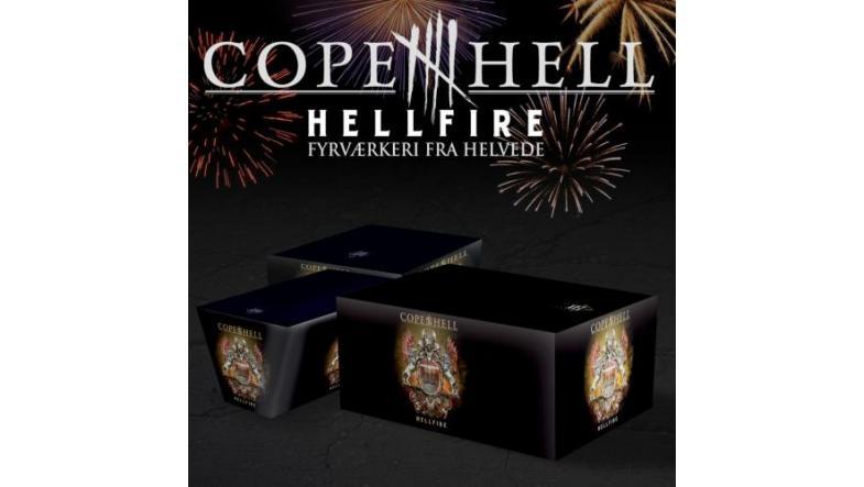 Copenhell: Nu som nytårsfyrværkeri