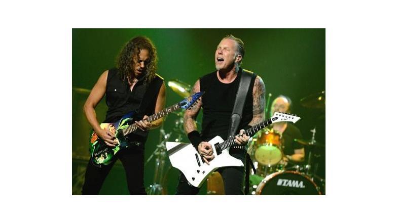 Måske få uger til Metallica begynder på et nyt album
