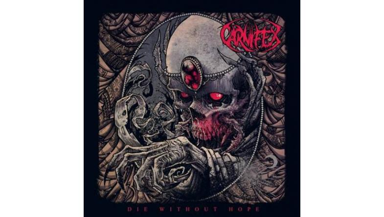 "Carnifex: Udgiver lyrikvideo ""Dragged Into The Grave"""