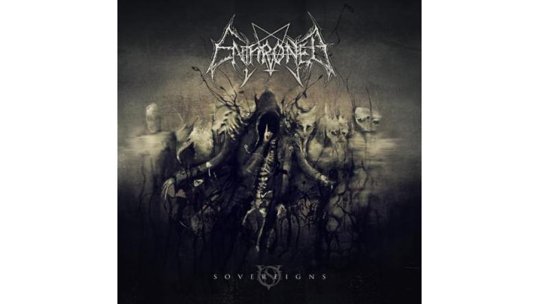 Enthroned: På vej med deres tiende album