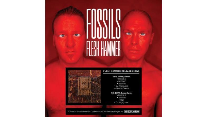 Fossils: Anmelderroste andet album kan nu streames