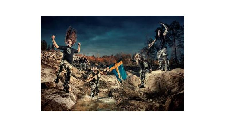 Sabaton: Kommende album indeholder et Metallica cover