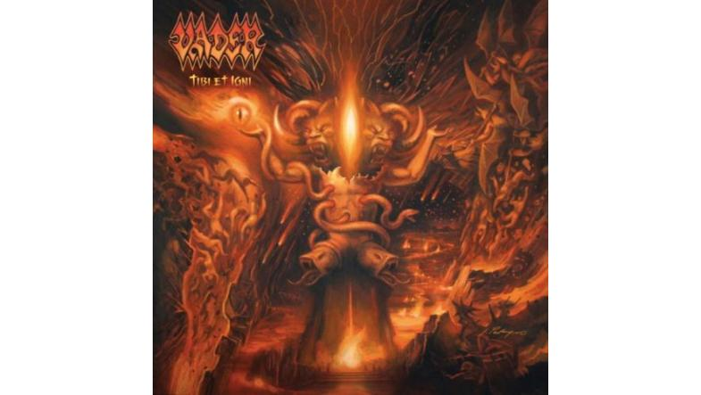 Vader: Cover artwork og trackliste fra kommende album