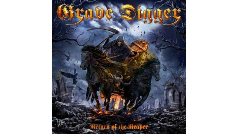 Grave Digger: På vej med bandets 17. album