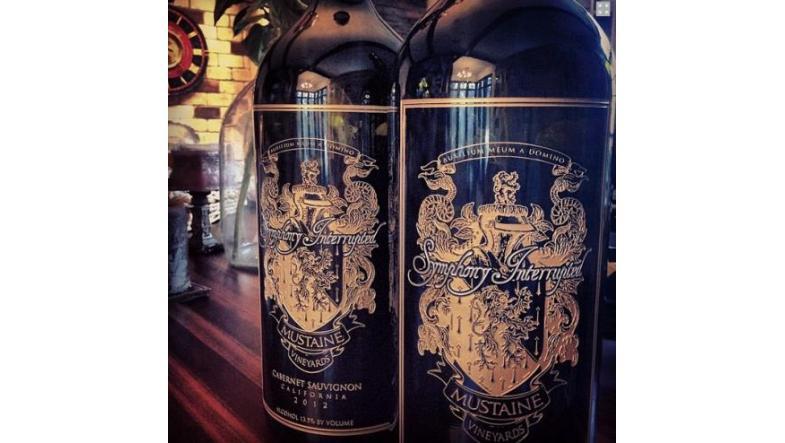 Mustaine Vineyards: Cabernet Sauvignon med et strejf af Megadave