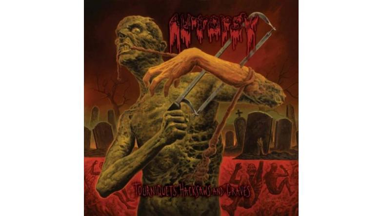 "Autopsy: Hør ""The Howling Dead"" fra det kommende album"