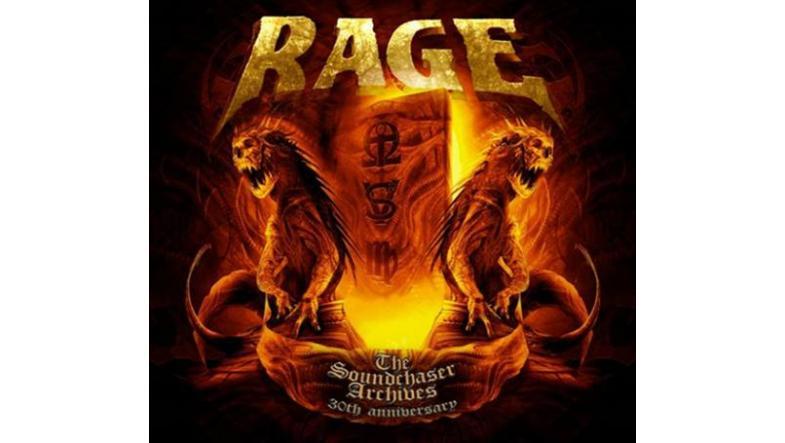Rage: 30 års jubilæum fejres med en dobbelt CD udgivelse