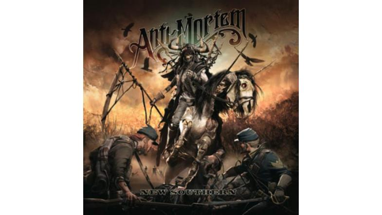 "Anti-Mortem: Se første single ""100% Pure American Rage"""