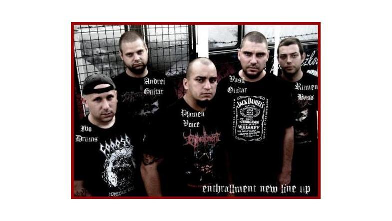 Enthrallment: Bulgarsk brutal death metal på vej med nyt