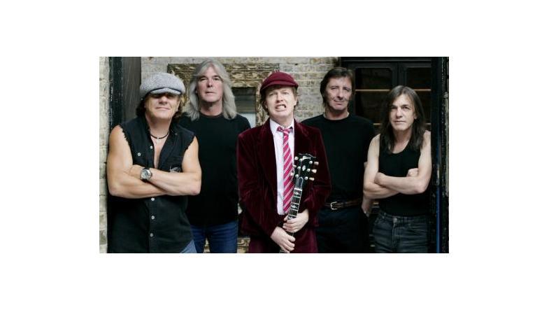 AC/DC: Nyt album på vej (?)