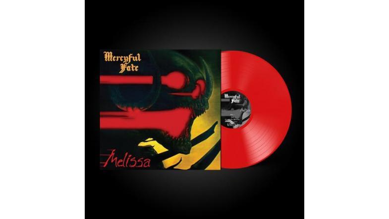 Mercyful Fate: Melissa i rød vinyl
