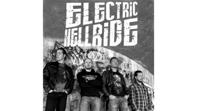 Electric Hellride's nye EP udkommer på cd, vinyl og download