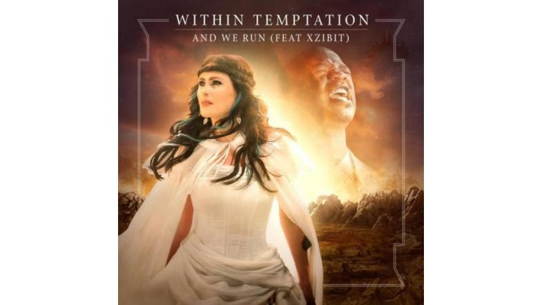 "Within Temptation: Ny video: ""And We Run""  ft. Xzibit"