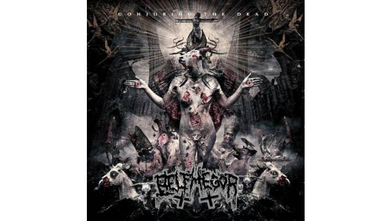 "Belphegor: Trackliste for ""Conjuring the Dead"""