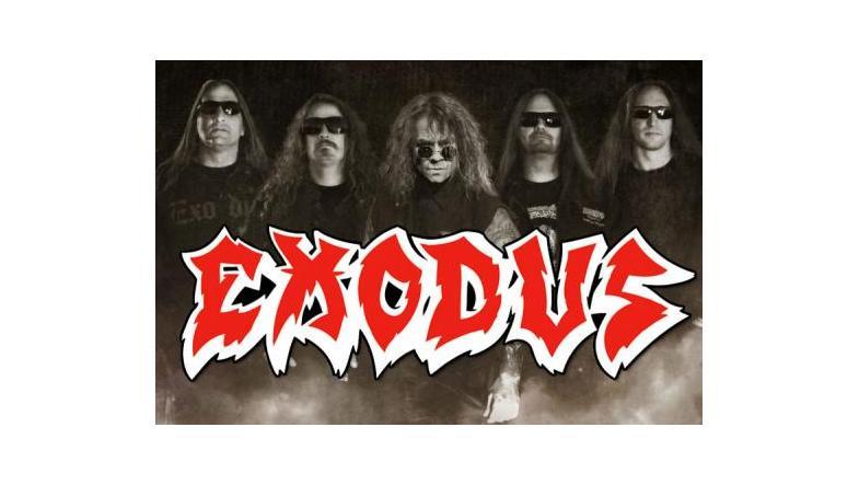 """Exodus: Nyt album """"Blood In, Blood Out"""" har en udgivelsesdato"""