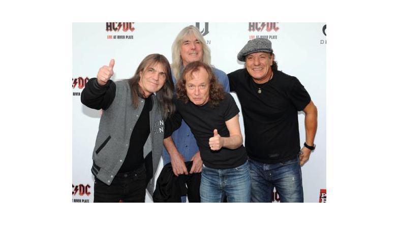 AC/DC: Malcolm Young vil ikke deltage på det kommende album