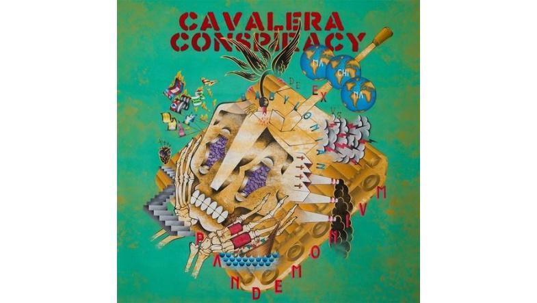 Cavalera Conspiracy: Nyt nummer fra kommende album