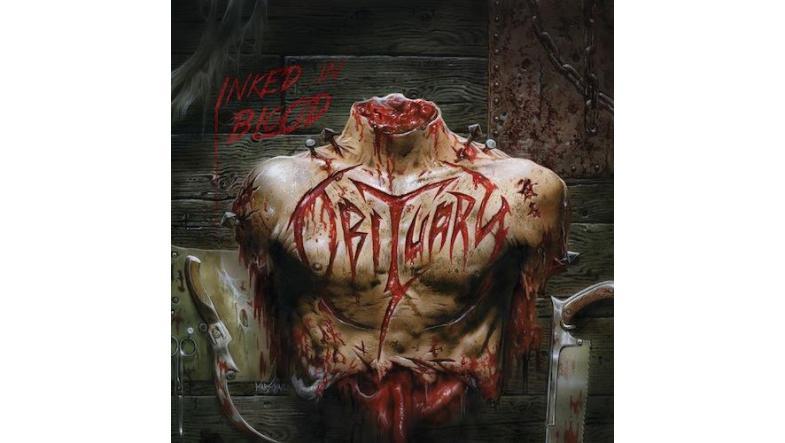 Obituary: Hør trailer fra 'Inked In Blood'