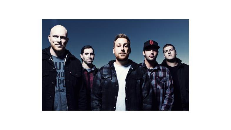 The Ghost Inside giver koncert på Beta til oktober