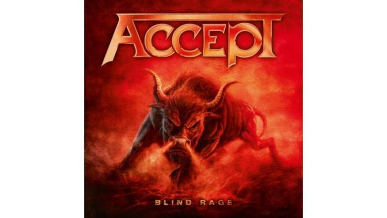 Accept er øverst på hitlisten i Tyskland