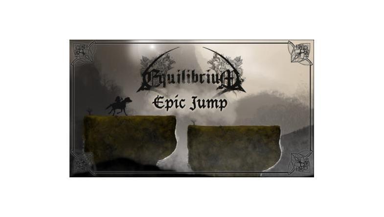 """Spil """"Epic Jump"""" sammen med Equilibrium - også på din smartphone"""