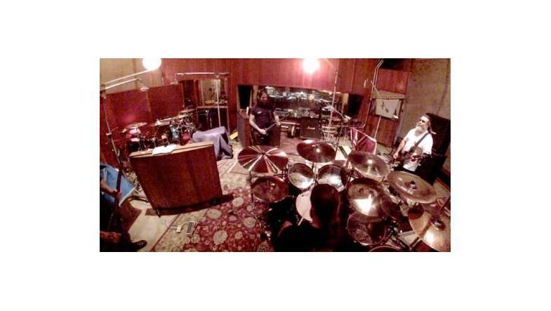 Slayer: Se bandet i studiet