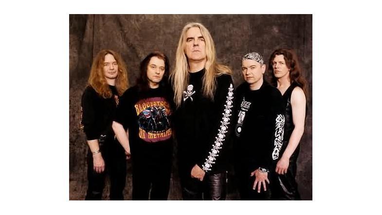 Saxon er i gang med næste album - sådan da...