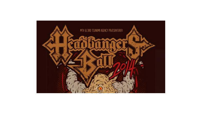 Headbangers Ball Tour: Aarhus, Aalborg og København
