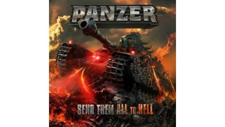 Panzer: Trackliste og albumcover er ude