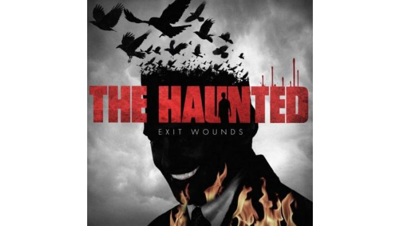 "The Haunted udgiver  ny video: ""Eye Of The Storm"""