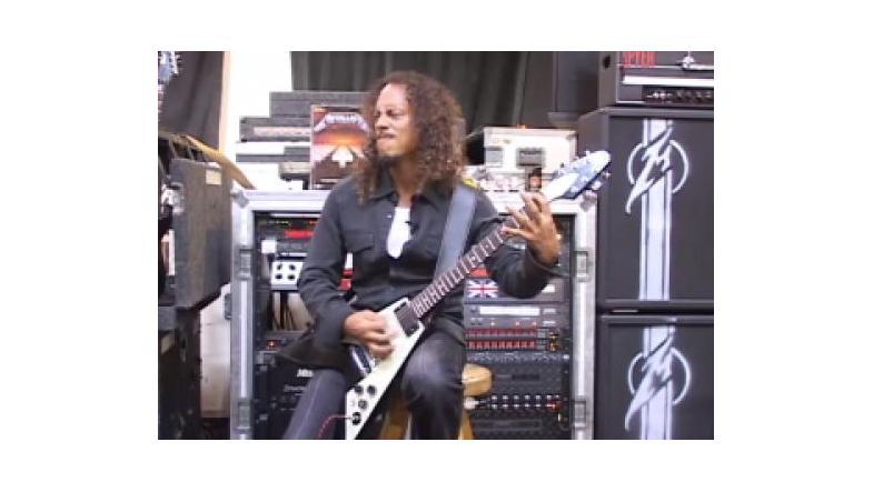 Metallica: Se bandets hovedkvarter og hvor det hele sker...