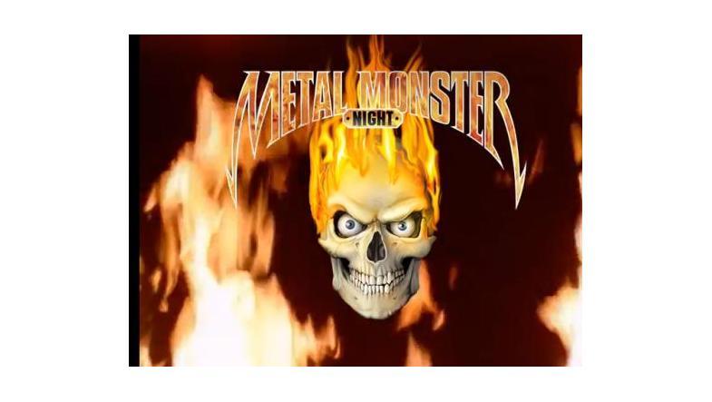 Metal Monster Night i Randers den 11. oktober