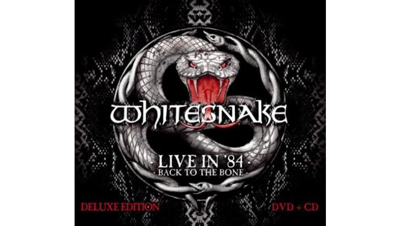 Whitesnake: 'Live In '84 - Back To The Bone' DVD/CD Trailer