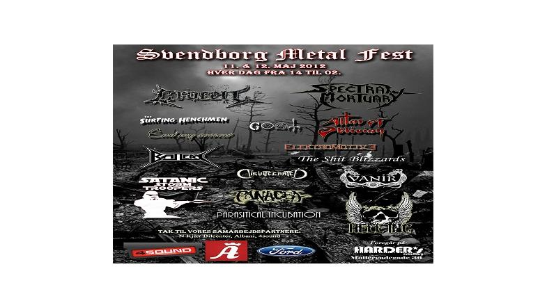 Heavy Days in Doom Town - Festival