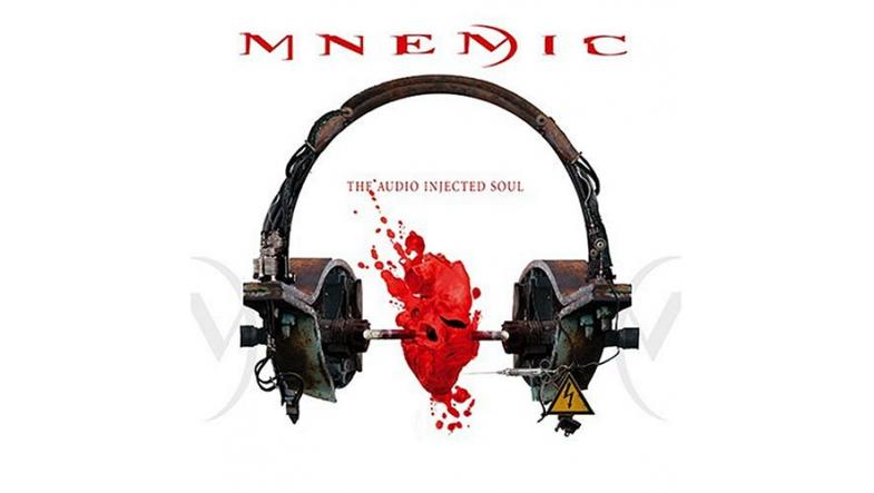 "Mnemic album ""The Audio Injected Soul"""