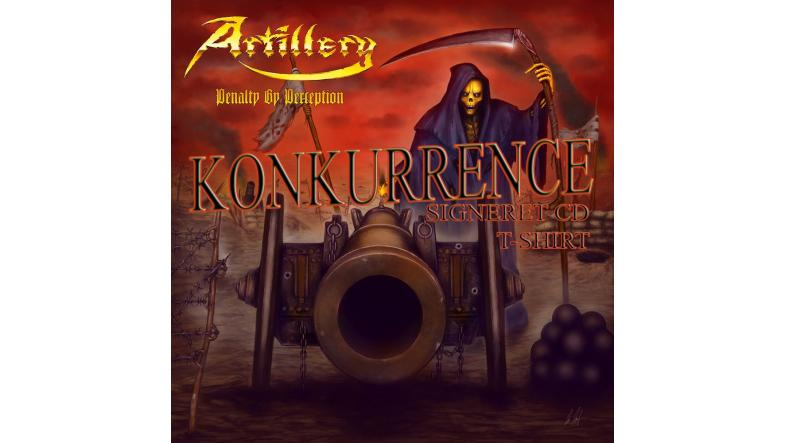 Artillery konkurrence