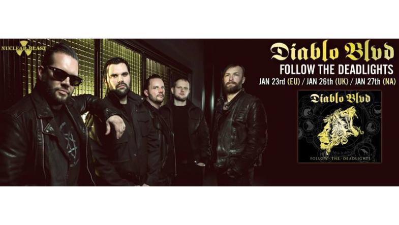 Diablo Blvd på vej med deres tredje album