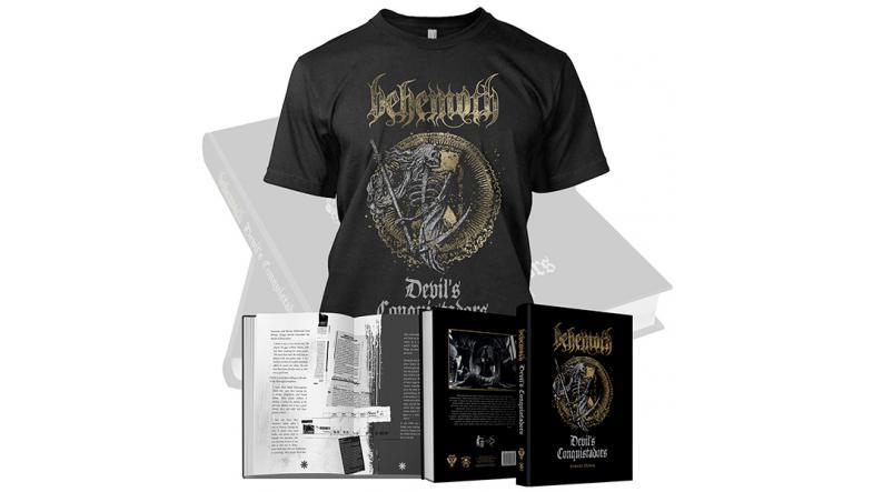 """""""Behemoth: Devil's Conquistadors"""""""