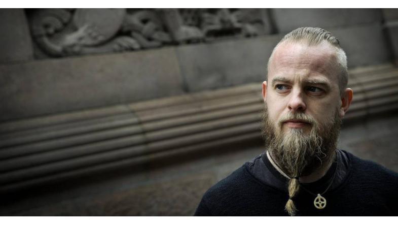 """Einar """"Kvitrafn"""" Selvik"""