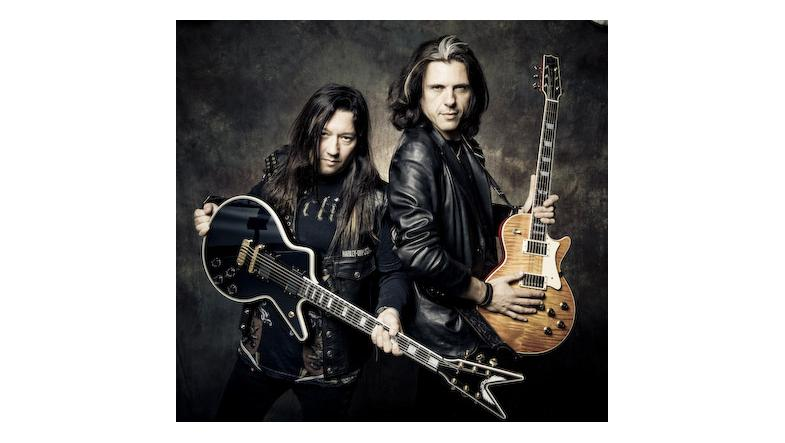 Eric Peterson og Alex Skolnick