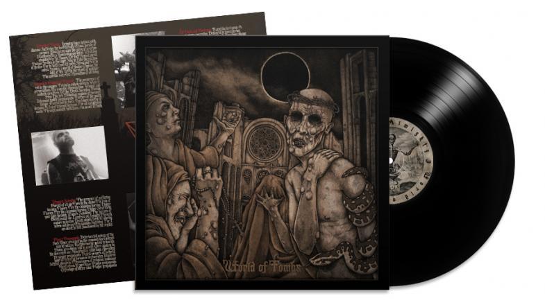 Nyt Horned Almighty album udkommer på vinyl